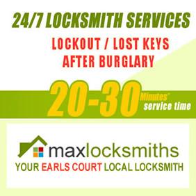 Earls Court locksmiths