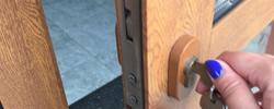 Earls Court locks change