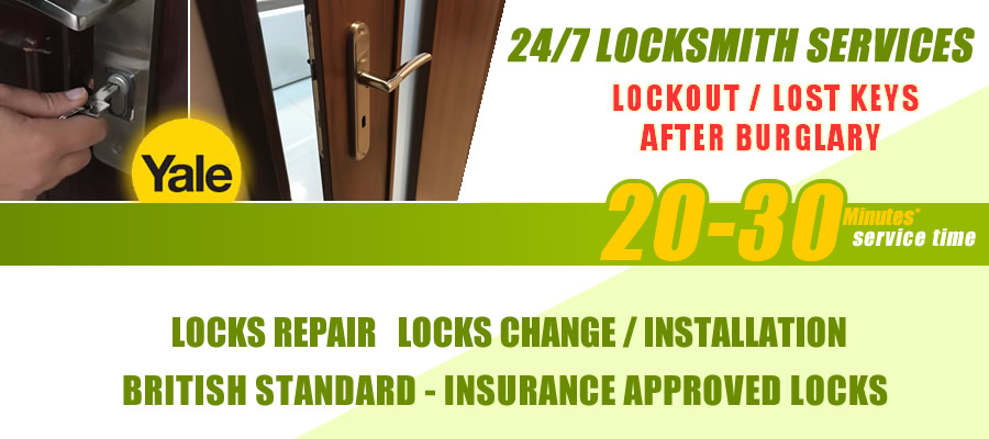 Kensington locksmith services